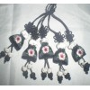 小香包中国结手机吊饰