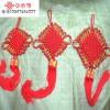 挑金线各种规格蝴蝶结中国结