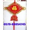 金线40绳绣板福挂鱼中国结