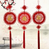 【9号商位】新年中国结 挂件春节礼品